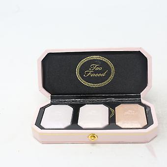 Too Faced Limited Edition Diamond Fire Highlighter Trio  Diamond Light New