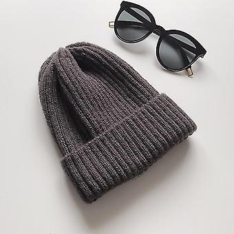 Winter Korean Beanie Cap New Candy Color Casual Hip Hop Hat Acrylic Warm