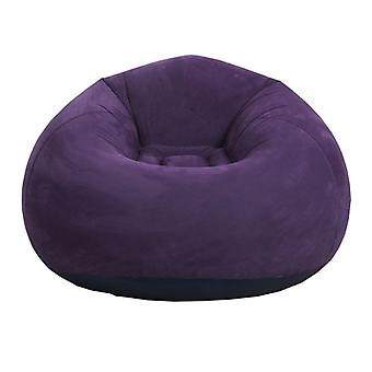 Bedroom Comfortable Home Decoration Washable Couch Bean Bag Chair No Filler