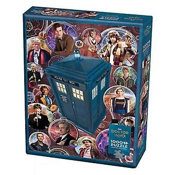 Cobble hill puzzle -doctor who: the doctors