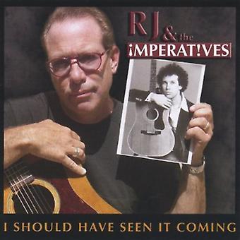 RJ & de imperatieven - ik moet hebben gezien het komen [CD] USA importeren