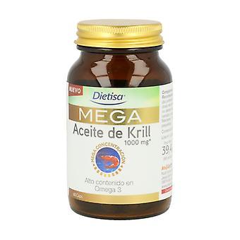 Mega Krill Oil 60 capsules