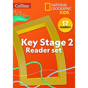 National Geographic Readers KS2 Set