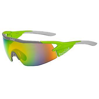 Bolle Green Unisex Sunglasses