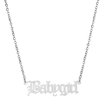 Pendants Stainless Steel Necklace