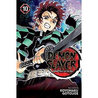 Demon Slayer Kimetsu no Yaiba 10 Volume 10