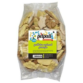 Petpall Farm Animal Cookie Lovers bag 500Gr (Dogs , Treats , Biscuits)