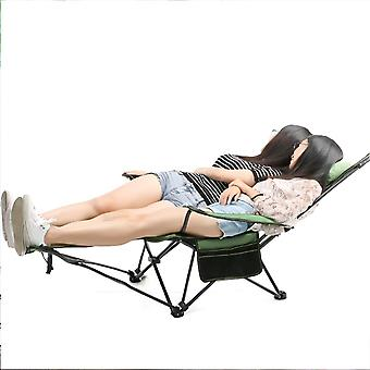 Outdoor Portable Folding Fishing Camping Chair Seat