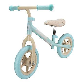 Funbee Children's Metal Balance Bike Unisex Turquoise (OFUN84)