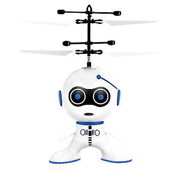 Usb-latauksen induktio robotti lentokone lasten lelu