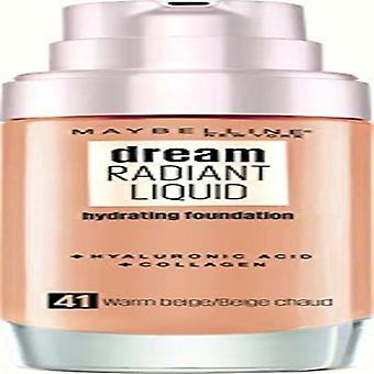 Liquid Make Up Base Dream Radiant Liquid Maybelline (30 ml)/060-caramel