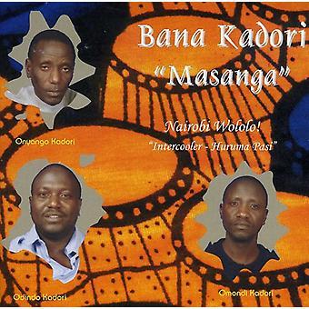 Bana Kadori - importación USA Intercooler [CD]