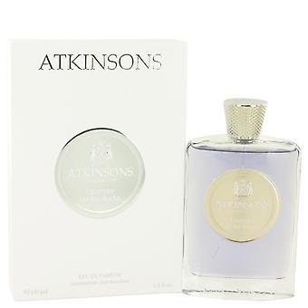 Lavendel op de rotsen Eau De Parfum Spray door Atkinsons 3,3 oz Eau De Parfum Spray