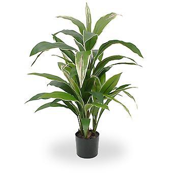 Sztuczna roślina Draceana variegated 80 cm
