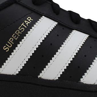 Adidas Superstar Core Black/Footwear White B23642 Grade-School