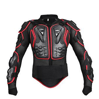 Motorbike Full Body Armor Protector With Back Protection