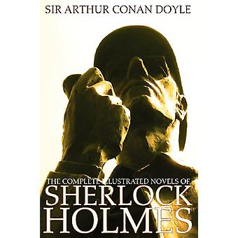 The Complete Illustrated Novels of Sherlock Holmes - A Study in Scarle