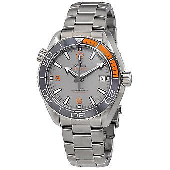 Omega Seamaster Planet Ocean Titanium Chronometer Automatic Men's Watch 215.90.44.21.99.001