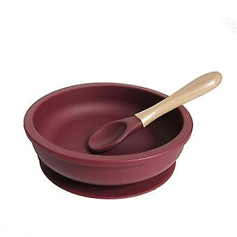 Fütterung Schale Lebensmittel Grade Baby Platte Saugschüssel wasserdichtes Geschirr