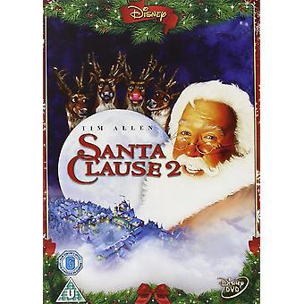 Joulupukin lauseke 2 DVD