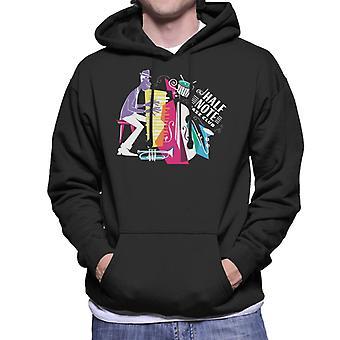Pixar Soul Joe Gardner Half Note Jazz Club Men's Hooded Sweatshirt