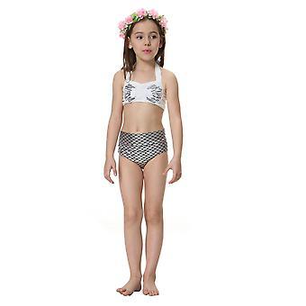 Swimsuit children's  mermaid swimwear performance wear