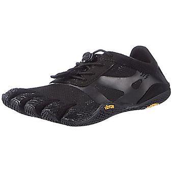 Vibram KS Evo Five Fingers Barefoot MAX FEEL Ladies Training Shoes - Black