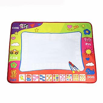 Magic doodle mat educational kids water drawing toys gift kt-11