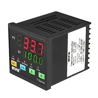 Thermomètre automatique numérique de contrôleur de température de LED PID SNR 1 Sortie de relais d'alarme TC/RTD entrée