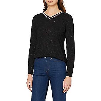 Paragraph CI 88.912.31.7837 T-Shirt, Black (Black 9999), 40 (Manufacturer Size: 34) Woman