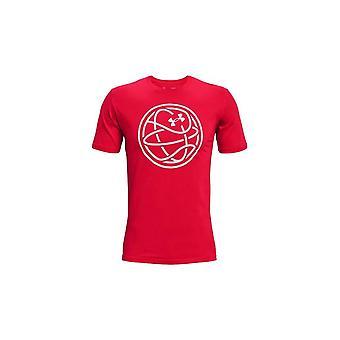 アンダーアーマーフープアイコン1361920600ユニバーサルオールイヤーメンTシャツ