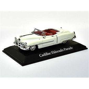 Cadillac Eldorado Convertible (president Eisenhower-1953) Diecast modell bil