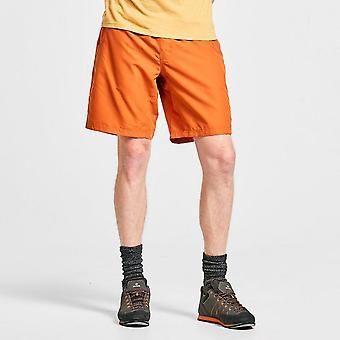 New Prana Men's Mojo Climbing Shorts Orange