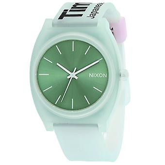 Nixon Hombre Tiempo Cajero P Reloj de Esfera Verde - A119-3171