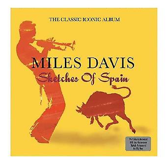 Miles Davis - Skisser av Spanien Vinyl