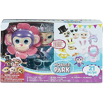 Wonder Park - Vytvorte si vlastnú zázračnú šimpanz detskú toy