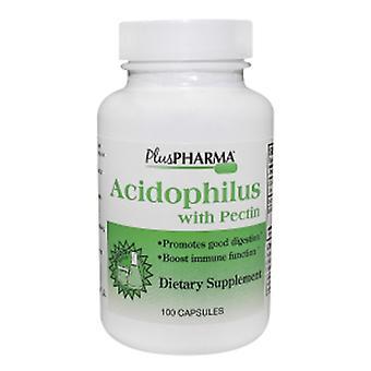 Plus Pharma Acidophilus with Pectin, 100 Caps