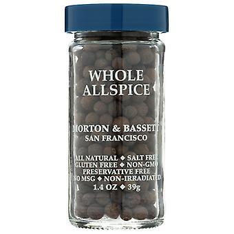 Morton & Bassett Allspice, Case of 3 X 1.4 Oz