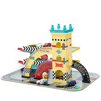 Le Toy Van Cars & Construction Mike's Auto Garage