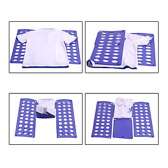 Multifunctional Fast Speed Clothes Folder T-shirt Polo Clothes Folding Board