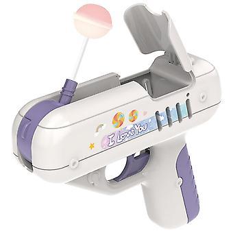 Mini lecca-lecca pistola caramelle pistola carino animale amore sorpresa lecca-lecca per fidanzato creativo bambini baby