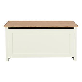 Large Wooden Storage Cabinet