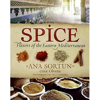 Especias sabores árabes del Mediterráneo por Ana Sortun