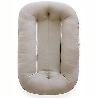 Bionisk säng för nyfödda och livmoder (grå)