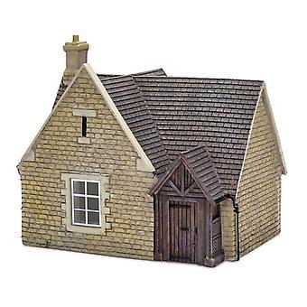 Hornby Alms בתים בראון Skaledale בניינים & מודל אביזרים
