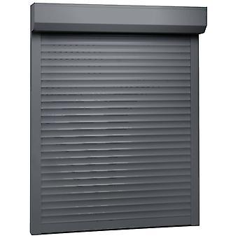 vidaXL roleta aluminium 110 x 130 cm antracyt