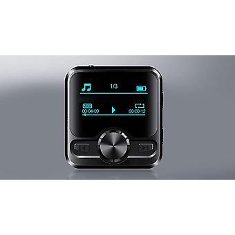 Bluetooth häviötön Dsd Mp3 Music Player / Audio Walkman Fm Radio Mp3: lla