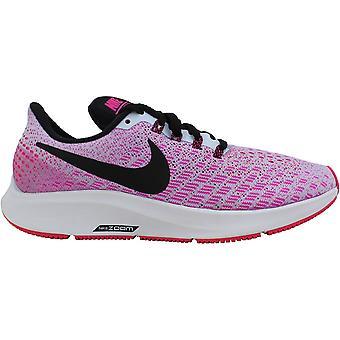 Nike Air Zoom Pegasus 35 Half Blue/Black-Hyper Pink 942855-406 Femenino
