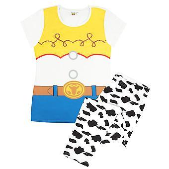 Toy Story Femenino / Damas Jessie Disfraz Pyjama Set