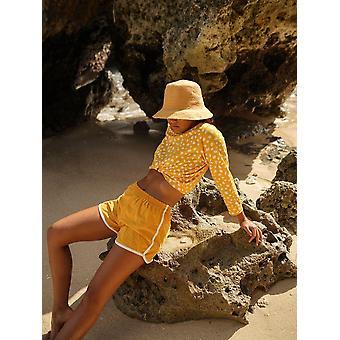 Girl Seaside Runner Recycled Shorts